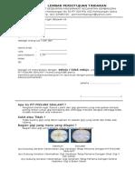 Buku Rekam Medik KG 20141