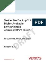 NetBackup812_AdminGuide_HighAvailability