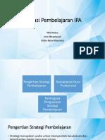inovasi pembelajaran IPA