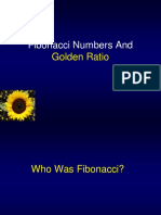 10-Fibonacci and Golden Ratio - Pics- Ppt