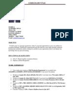 CV of Sushin.
