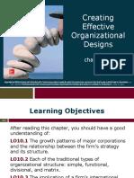 Strategic Management-Chapter 10