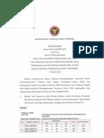 Ralat Pengumuman Hasil SKD CPNS BNPT T.a. 2018