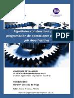 Programación de Operación en Entornos