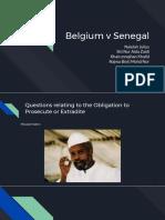 Belgium v Senegal