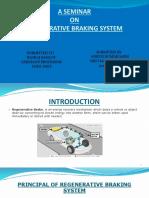 Regenrative Braking System1