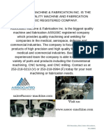 Assocmachine-CNC Machining Services