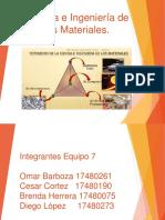 Equipo 7 Ingeneriaycienciadelosmateriales