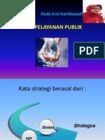 Ppt.strategi Peningkatan Kualitas Pelayanan Publik