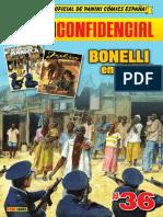 Panini Confidencial 36