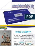 Understanding SOP 2017