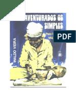 Bem-Aventurados os Simples (psicografia Waldo Vieira - espírito Valérium).pdf