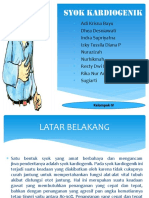 Syok Kardiogenik (KELOMPOK 4)