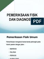 Fisik Dan Diagnostik
