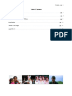 Ethnic Discrimination in Belize-An Analysis