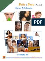 _Cosmalia 50_ Le Monde de La Beauté. EuroBusiness-Partners
