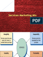 Session II_Services Marketing Mix