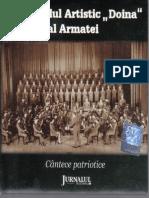 """Ansamblul Artistic """"Doina"""" al Armatei 2008"""