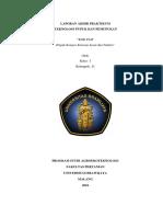 Laporan Akhir Praktikum Tpp i1