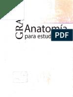GRAY DE ANATOMÍA