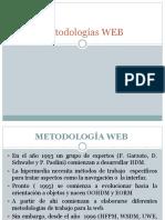 Clase 6 Metodologías WEB1