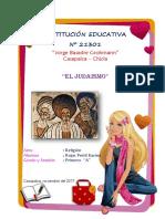 Plan de Gobierno de Chicla 2018