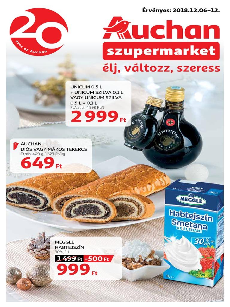 Auchan Szupermarket 4a122f6359