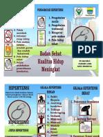Leaflet Hipertensi Fix