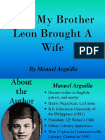 How My Brother Leon Brought a Wife
