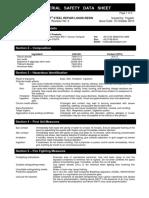 MSDS - SEALXPERT PL102 STEEL REPAIR LIQUID-RESIN.pdf
