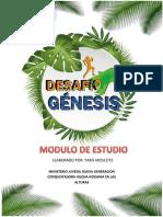 Desafio Genesis Modulo de Estudio