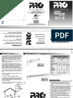 Manual Pqag 2115