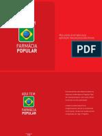 Manual Farmacia Popular Sem GOV 2014