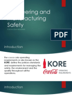 Safety COKE Report