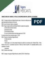 Cambio de Direccion Comercial y Fiscal de Una Empresa Mercantil Individual (1)