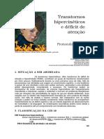 31 Transtornos Hipercinéticos e Déficit de Atenção