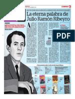 La Eterna Palabra de Julio Ramón Ribeyro