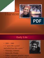 Zora Neale Hurston PowerPoint