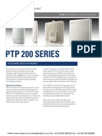 Cambium Ptp-250 Datasheet