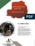 Unidad 6 Armas Guerra Mil Días - Miller Joel Gordo Complemento