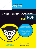 Zero Trust Security for Dummies — Edgewise Networks