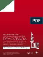 10.MEMORIAS Cuestión Social y Estudios Del Trabajo.