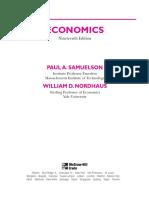 Economics - P Samuelson