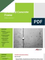 BC2 L1 Structural Concrete Frame