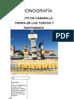 Monografia de Cabanilla II
