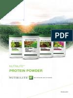 NUTRILITE ProteinPowder en Us