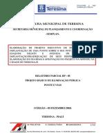 Memórial Desc. Relat-te020b-Rp03-Projeto Básico Iluminação