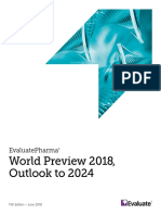 EvaluatePharma World Preview 2018