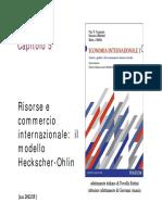 5 Risorse e commercio, il modello di Heckscher-Ohlin 12-13.pdf