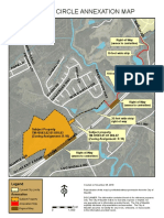 Quartz Circle-Standing Springs Road Annexation Map